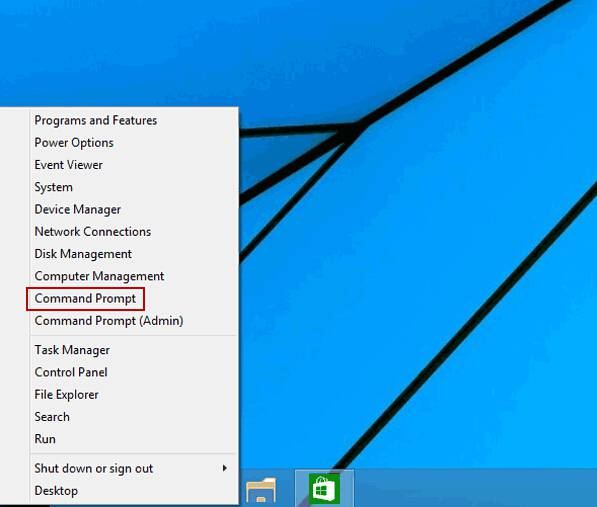 Open Local Group Editor on Windows 10 via Command Prompt