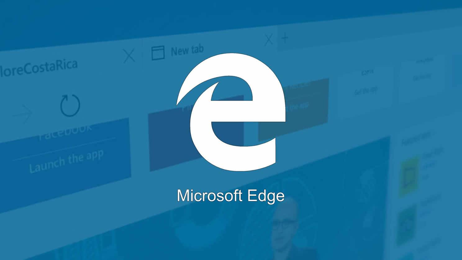 microsoft edge is a newly introduced web browser launched by microsoft for windows 10 os xbox one and windows 10 mobile it is basically intended to