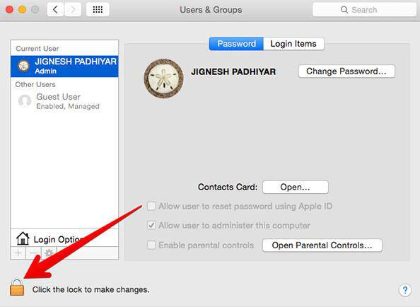 3 Ways to Bypass Mac OS X Login Scren Password | iSeePassword Blog