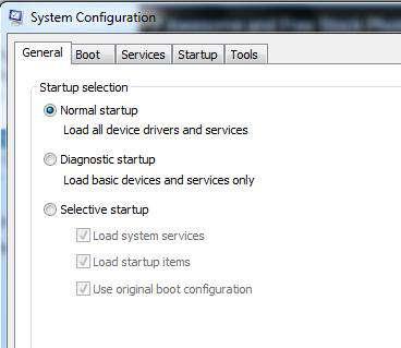 system utility