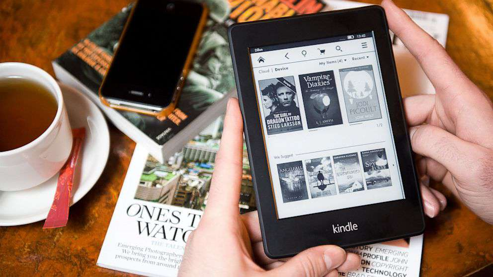 kindle books on amazon