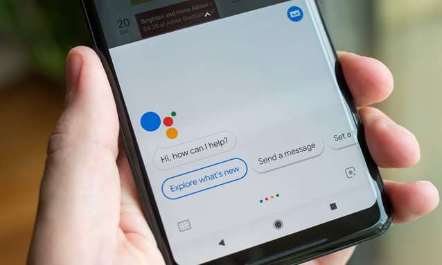 turn off the google assistant