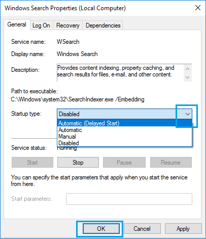 windows search windows10