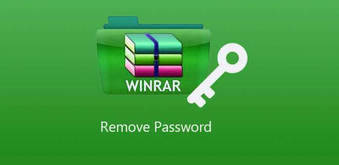 remove rar password