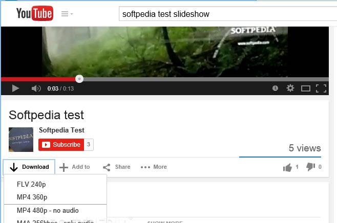 FastestTube YouTube video downloader