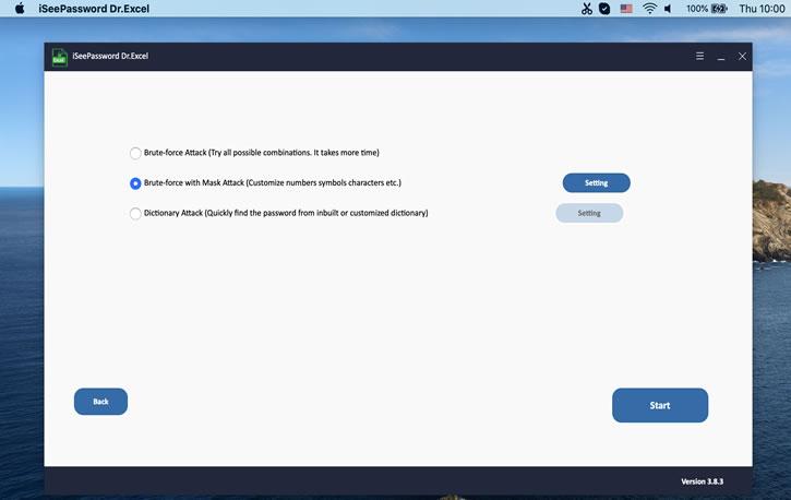 import PDF on mac