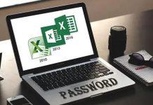 recover excel password