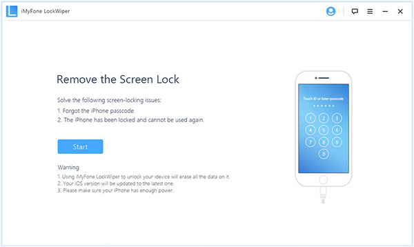 install iphone locker