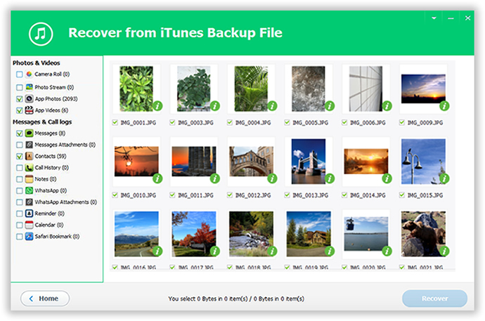 iphone backup browser