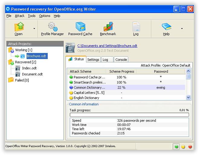 How to recover openoffice password if i forgot - Download open office free for windows 8 ...