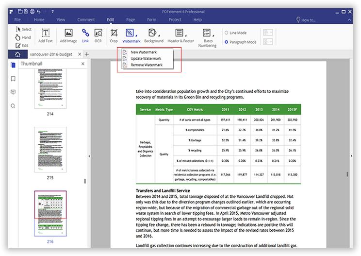 4 Ways to Remove Watermark from Adobe PDF File on Windows/Mac