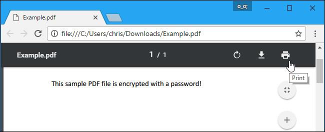 how to break adobe pdf password