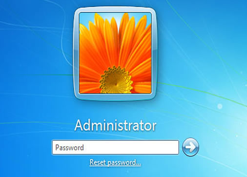 i dont know my administrator password windows 7