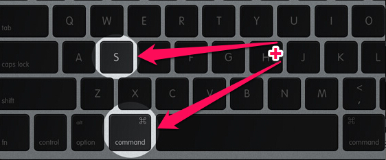 Press power button to turn your Mac