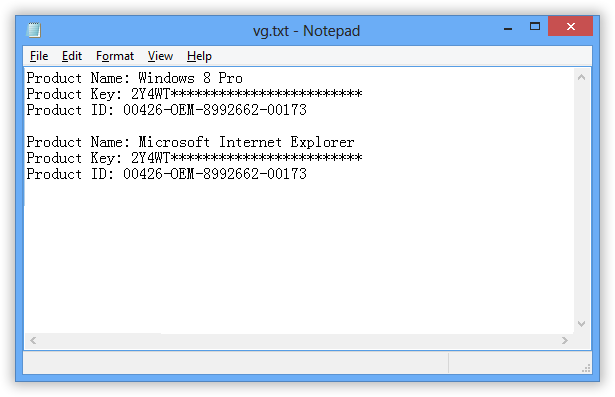 how to find windows 8.1 product key after upgrade