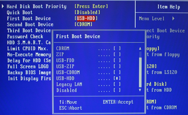 Check If Your PC Supports USB Booting