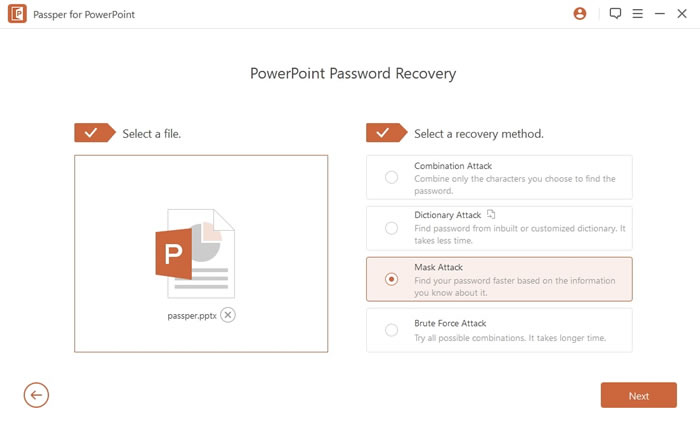 How to Unlock A Password-Protected PowerPoint without Password