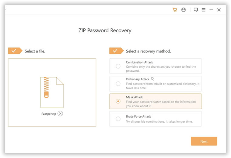 How to Open Password Protected ZIP File on Windows/Mac/Android